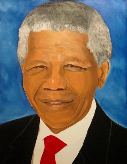 Nelson Mandela par dutch036